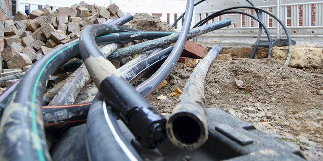 Glasfaserkabel soll ab Sommer in den drei Teilgemeinden der Samtgemeinde Elbmarsch verlegt werden Ziel ist ein leistungsstarkes Kabelnetz. Foto: A