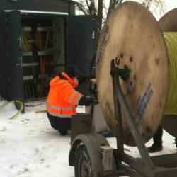 Eichenzell hat Großes vor: Die Gemeinde will das schnellste Internet Europas bauen  Bild © Stadtverwaltung Eichenzell
